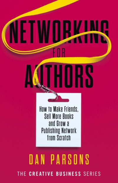 Networking for Authors Cover